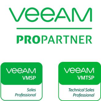 Partenaire Veeam